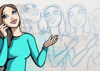 3 Tahapan Pembuatan Animasi 3D