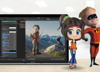 3 Jenis Animasi 3D Berdasarkan Bahan dan Bentuknya